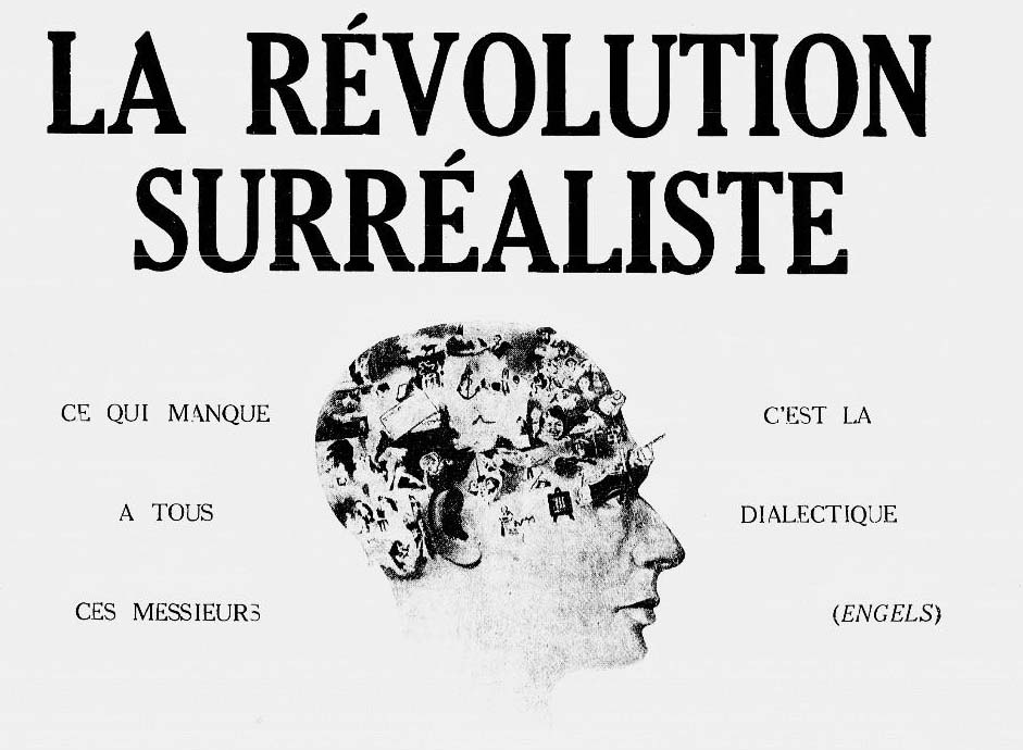 La Révolution Surréaliste. Surrealismo