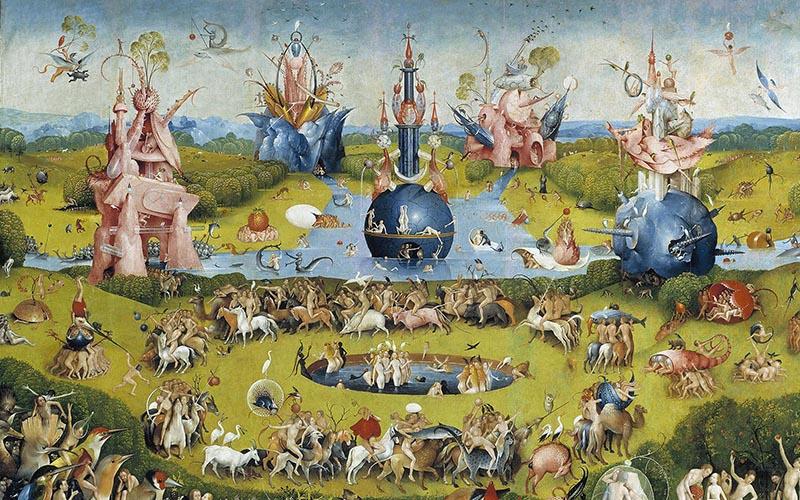 Hieronymus Bosch e il Surrealismo
