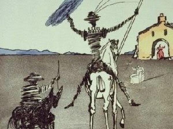 L'arte fucilata di Salvador Dalí