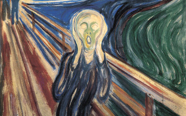 La Storia dei furti dell'Urlo di Munch