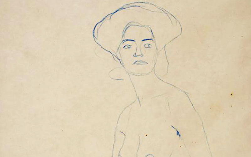 I Disegni Erotici di Klimt